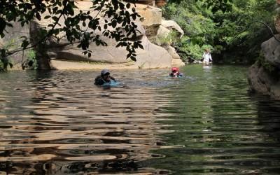 Arizona Day Trips   Wet Beaver Creek