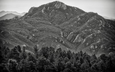 Hiking Trails near Tucson   Rincon Peak Hiking