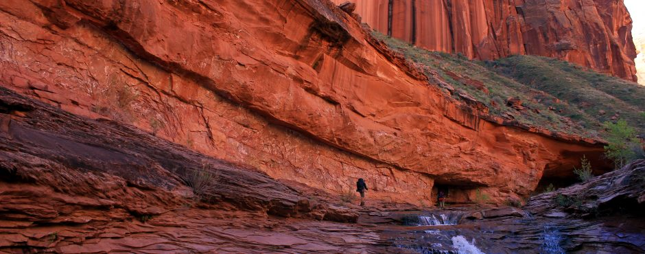 Coyote Gulch | Hiking the Escalanete