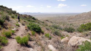 Hiking in New Mexico | Las Cruces | Organ Mountain