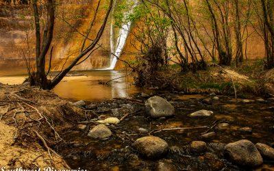 Calf Creek Falls | Hiking the Escalante