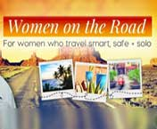 Senior Adventure Blog | Women on the road