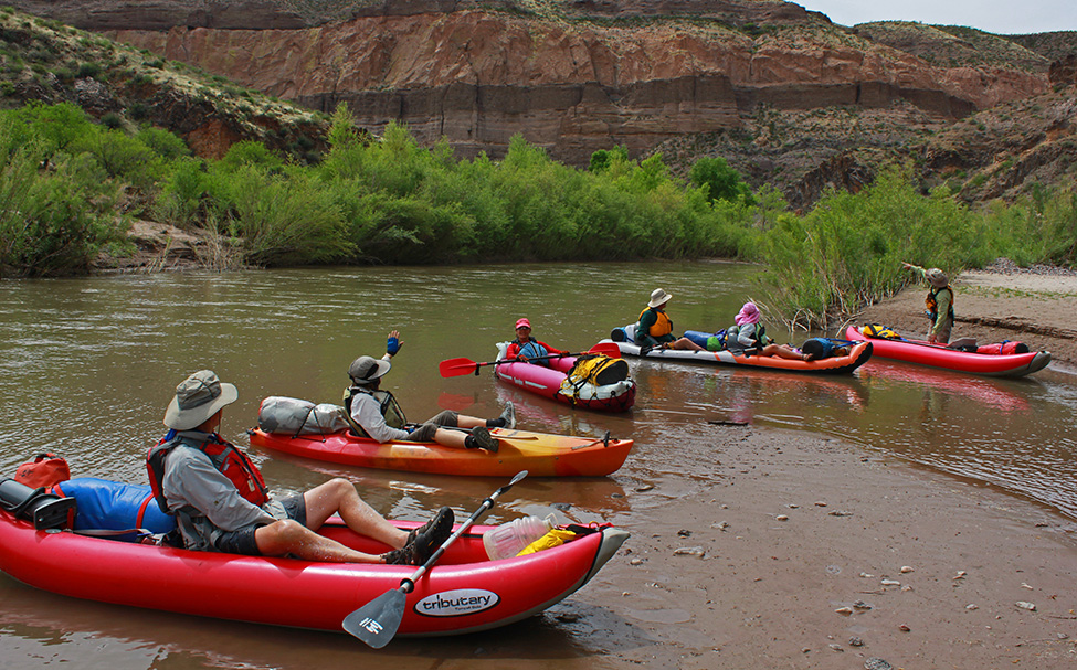 Unique Bucket List Ideas - Gila River