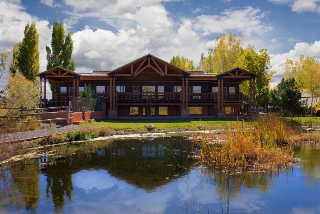 Utah Lodging | Boulder Mountain Lodge