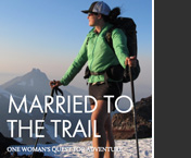 Married to the trail
