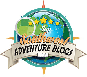 great southwest adventure blogs badge