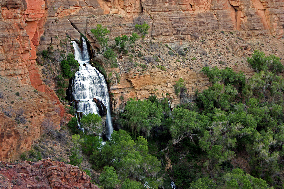 Adventures in the Southwest - Grand Canyon – deer creek/kanab creek loop