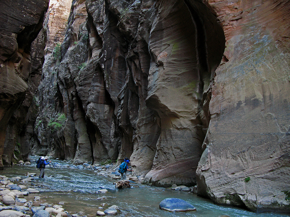 Adventures in the Southwest - Zion Narrows