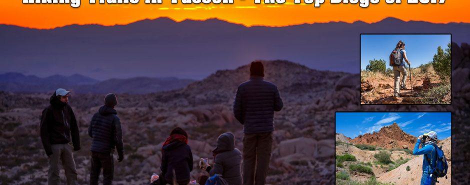 Hiking Trails in Tucson