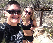 "hiking trails in tucson |kayli wanders"" width="