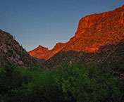 "hiking trails in tucson | Southern Arizona Hiking Club"" width="