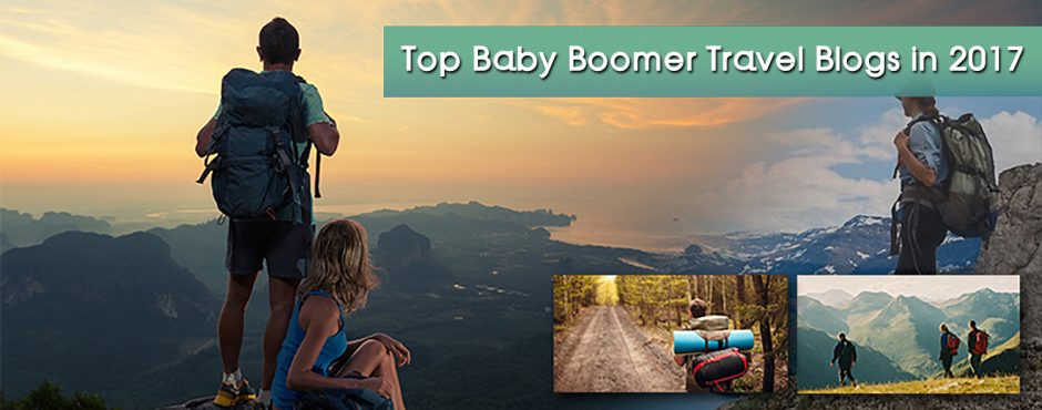 Top Baby Boomer Travel Blogs